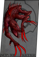 Scp 939 by Beegbot