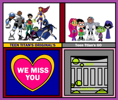 About Teen Titans ? by nyro1