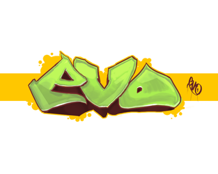 evo piece by radioactivity