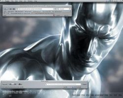 Silver Surfer by DeskModders