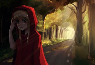 Little Red Riding Hood by Rosana127