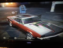 my starter car in NFS Carbon by JSMRACECAR03