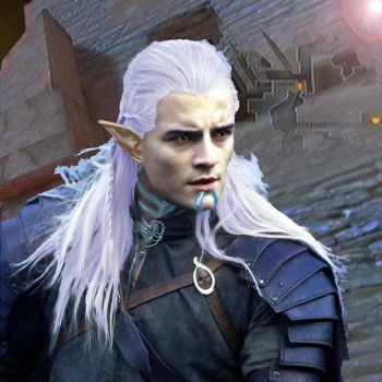 Legolas and Fenris combined by AbsoluteApril