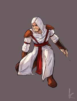 Knives/Swords - Altair by KHAN-04