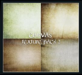 Canvas Texture Pack 2 by Inadesign-Stock