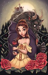 Beauty and the Beast by ChrissieZullo