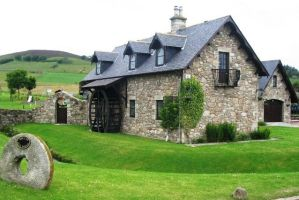 Scotland, house by elodie50a