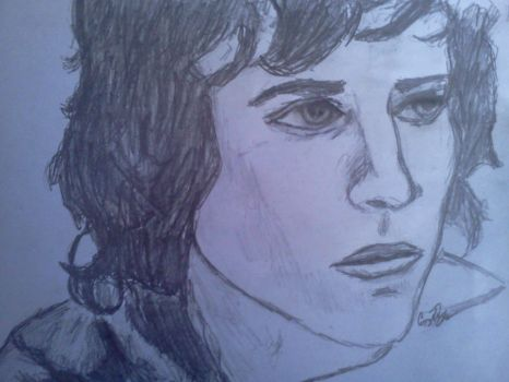 Frodo Baggins by PoorhousePictures