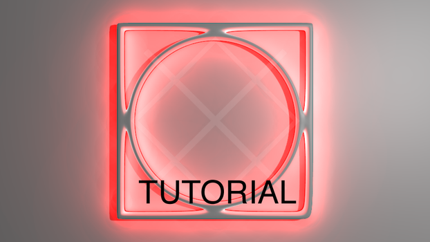 Glowing Icon Tutorial by GungnirInd