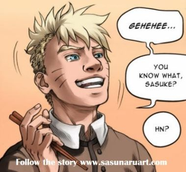 My Neighbor Naruto - Page 23 Preview by Yasuli