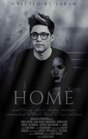 Home||Wattpad Cover|| by DaisyChan55