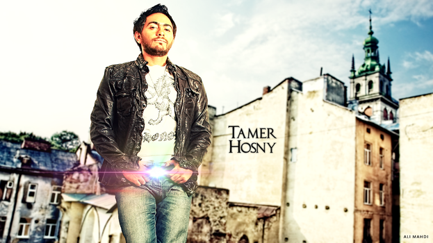 Tame Hosny by alimahdi2993