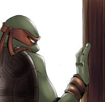 TMNT - Can't be perfect... by xSkyeCrystalx