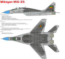 MiG-35 by bagera3005