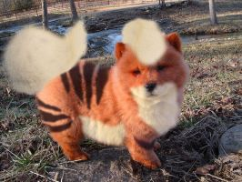 Realife Pokemon Growlithe