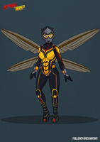The Wasp by Fiqllency