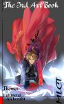 RUS-ANIME-MANGA The 3rd Artbook FullmetalAlchemist by Egenysh