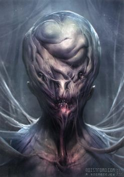 Monster - egghead by noistromo