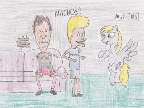 Of Muffins and Nachos by DarkKnightWolf2011
