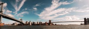 east river panorama by martinasdf