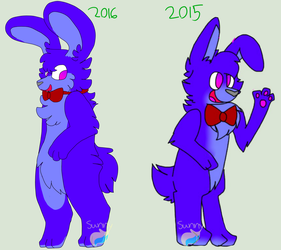 Look at that delicious improvement mmhm by Cinnadips