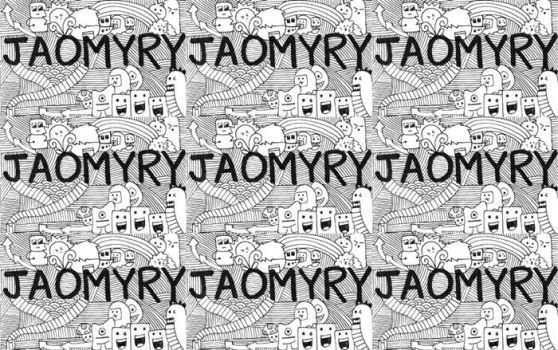 doodle:jaomyry by andreakris