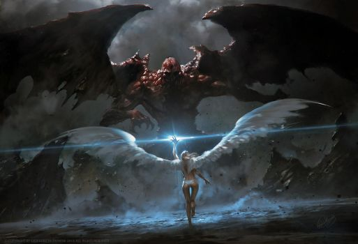 Final battle_2 by 88grzes