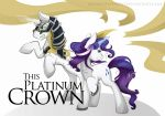 For Your Platinum Crown by SoSweetnTasty