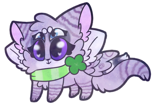 Chibi Lilac by Luckoon