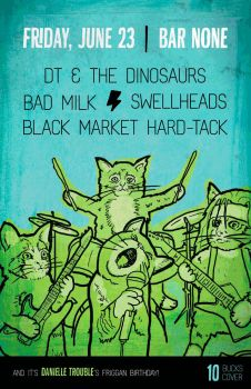 BMHT Show Poster by Lydia-distracted