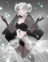 White pearl by cuKhoaiTay