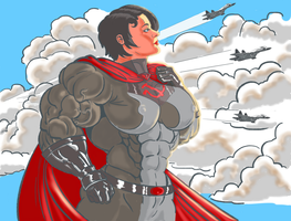 Superpower to the People! by Soviet-Superwoman