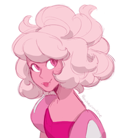 Pink Diamond by Thoughts-and-Bubbles