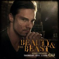 CW'S Beauty and Beast Vincent Keller Beast eyes by Supahboy