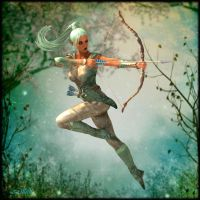 Archer by LillithI