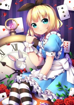 Syaro in Wonderland by hikariin25