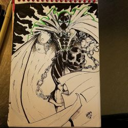 Spawn by EMComics779