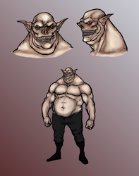 Ogre Basic Reference by OnHolyServiceBound