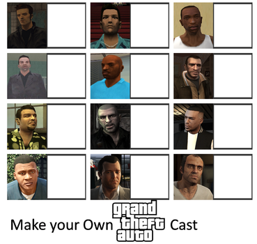 Make your Own Gta Cast Meme (reupload) by xxphilipshow547xx