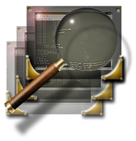 Steampunk Screen Capture Grabit Snagit Icon by yereverluvinuncleber