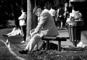 Casual Observer by AtomicMouthpiece