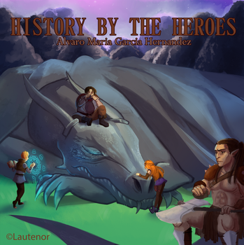 Album cover: History by the Heroes by Albaharu