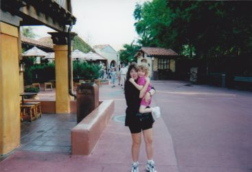 First Time at Disney by ImHappy4ever