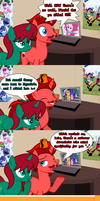 Jasper and Harmony react to Mirror Magic (Spoiler) by JasperPie