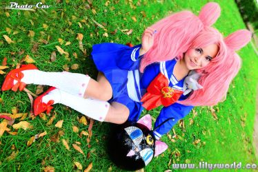 Chibiusa by Lilysworld05