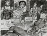 FEMALE CYBORGS FOR HIRE. by wascl