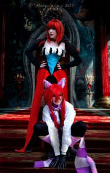 Queen of Hearts by Madgirls-In-A-Box