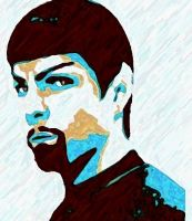 Mirror Spock 2.0 by NeonGlo