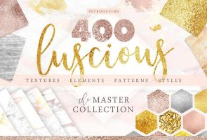 430 Textures Mega Bundle by GraphicAssets