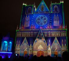 Lyon Cathedrale St Jean by ElGroom